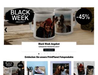 pf-de.printplanet.de screenshot