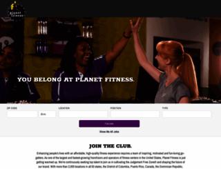 pf-southeast.careerplug.com screenshot