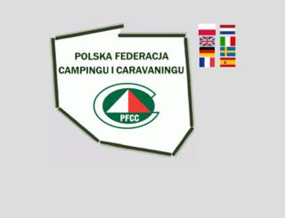 pfcc.eu screenshot