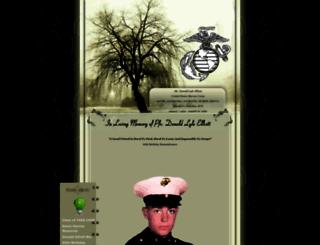 pfcdonaldelliott.com screenshot