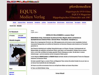 pferdemedien.de screenshot