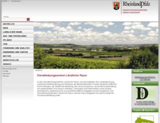 pflanzenschutz.rlp.de screenshot