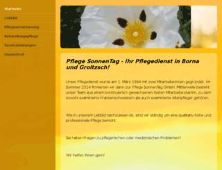 pflegedienst-ruehl.de screenshot