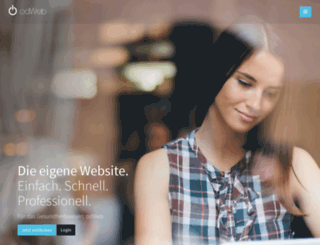 pflegeweb.de screenshot