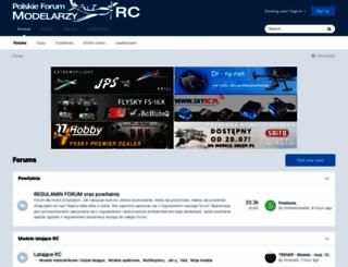 pfmrc.eu screenshot