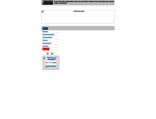 pfn.sourceforge.net screenshot