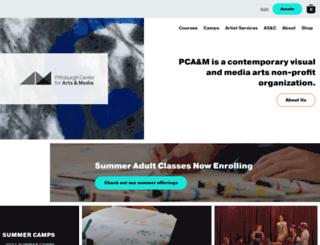 pfpca.org screenshot