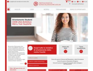 pfse-auxilium.org screenshot