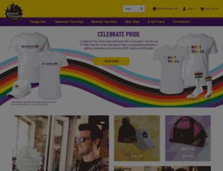 pfstore.com screenshot