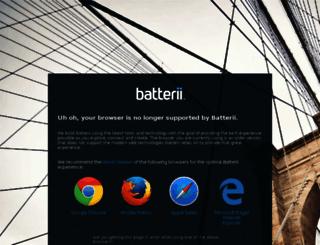 pg.batterii.com screenshot