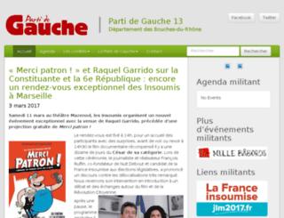 pg13.fr screenshot