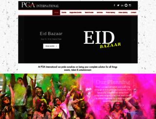 pgaii.com screenshot