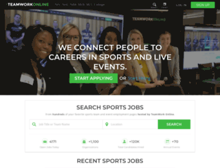 pgatour.teamworkonline.com screenshot
