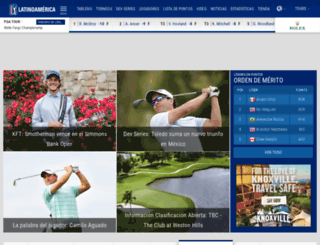 pgatourla.com screenshot