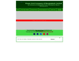 pgcb.teletalk.com.bd screenshot
