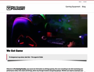 pgfoundry.org screenshot