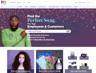 pgiproducts.com screenshot