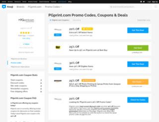pgprintcom.bluepromocode.com screenshot