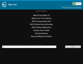 pgtv.com screenshot