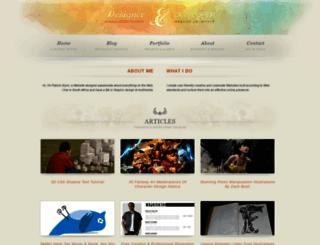 pgwebdesign.net screenshot
