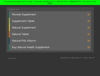 pgxchange.com screenshot