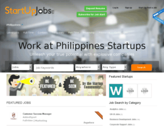 ph.startupjobs.asia screenshot