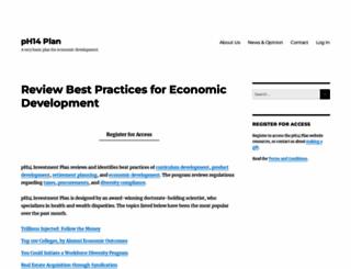 ph14investmentplan.com screenshot