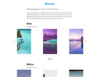 phablet.com screenshot
