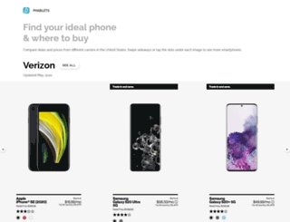 phablets.com screenshot