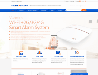 phalarm.com screenshot