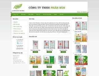 phanbon.dos.vn screenshot