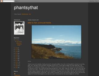 phantsythat.blogspot.com screenshot