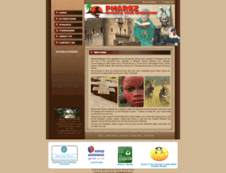 pharezethiopiatour.com screenshot