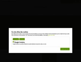 pharmacie.pharmavie.fr screenshot