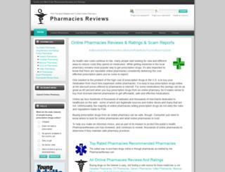 pharmaciesreview.com screenshot