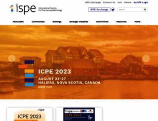 pharmacoepi.org screenshot