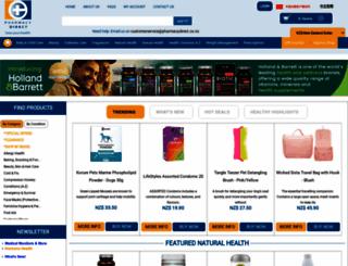 pharmacydirect.co.nz screenshot