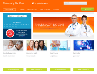 pharmacyrxone.org screenshot