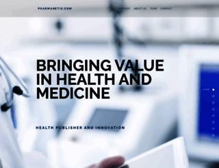 pharmanetis.com screenshot
