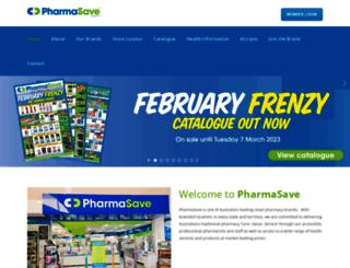 pharmasave.com.au screenshot
