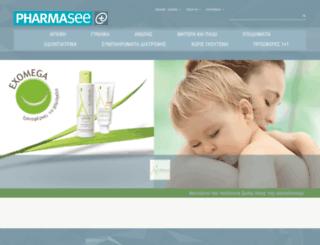 pharmasee.gr screenshot