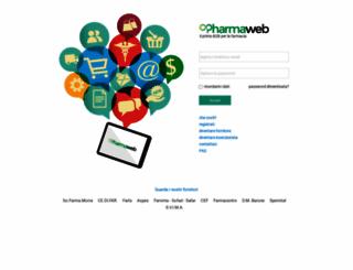 pharmaweb.it screenshot