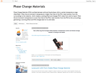 phasechangematerials.blogspot.com screenshot