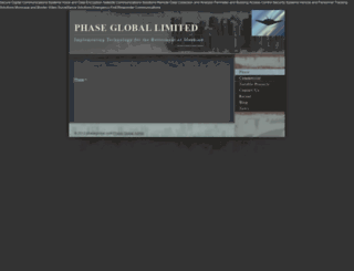 phaseglobal.com screenshot