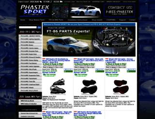 phasteksport.com screenshot