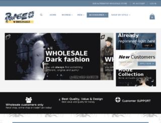 phazedesigns.com screenshot