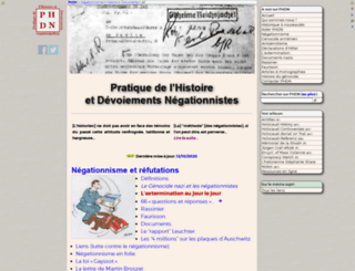 phdn.org screenshot