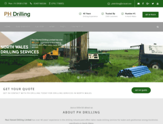 phdrilling.com screenshot