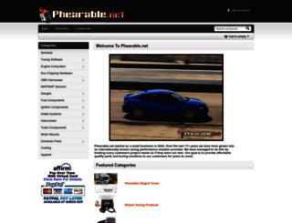 phearable.net screenshot