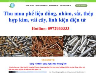 phelieuhanoi.com screenshot